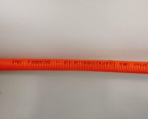 Eletrodutos em PVC Flexível Corrugado