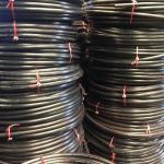 Eletroduto preto